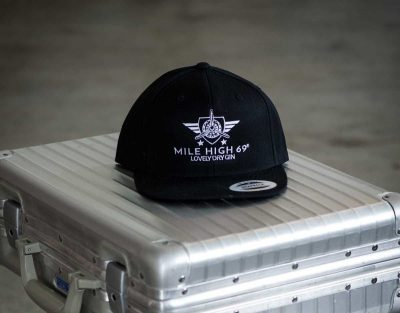 MILE HIGH 69® - Cap - Snapback