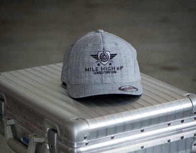 MILE HIGH 69® - Cap - round grey