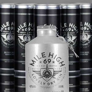 MILE HIGH 69® - Gin & Tonic Set