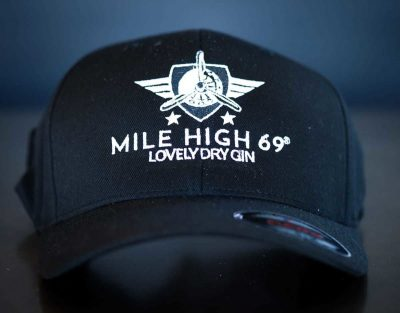 MILE HIGH 69® - Cap - round