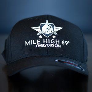 MILE HIGH 69® - Cap - round